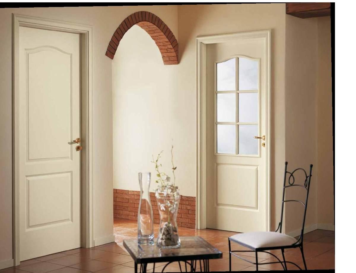 Дизайн межкомнатных дверей в интерьере фото