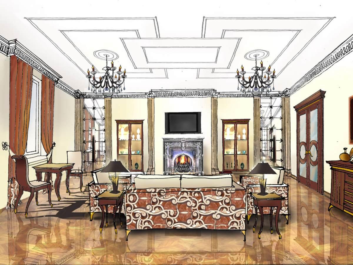 Стоимость дизайна проекта дома
