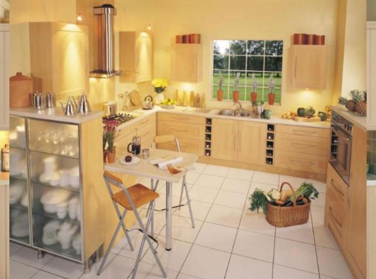 Дизайн кухонь своими руками фото
