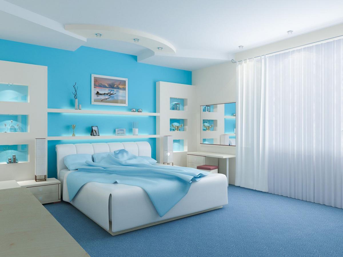Дизайн комнаты спальня